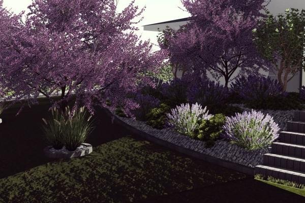 Sekwoja Garden ogród projektowanie
