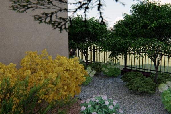 Sekwoja Garden projektowanie ogrodów