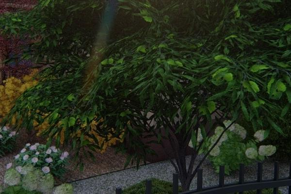 Sekwoja Garden projekty ogrodów