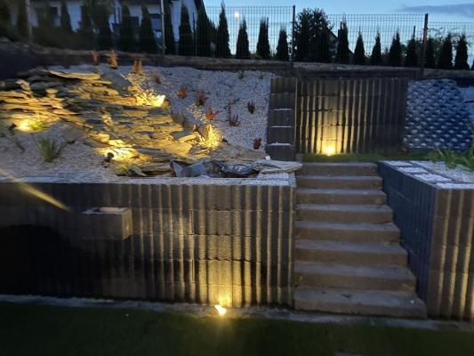 Nowoczesny ogród 1