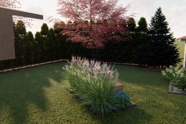 Sekwoja Garden projektowanie terenów zieleni