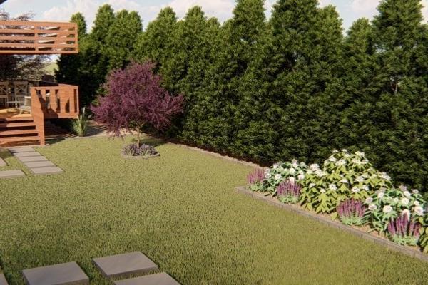 Sekwoja Garden projektowanie zakładanie ogrodów