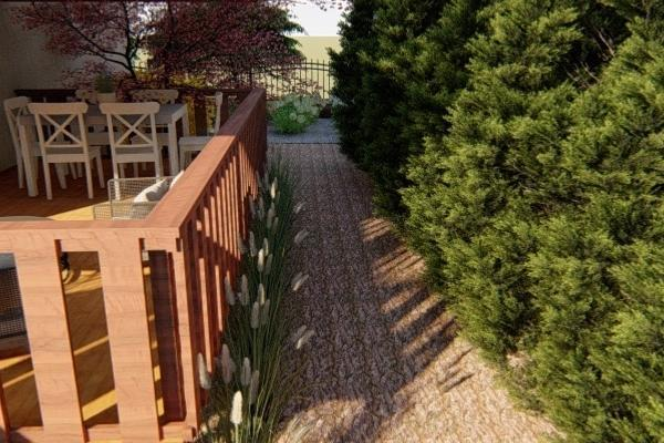 Sekwoja Garden projektowanie zieleni w ogrodzie